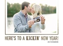 Kickin' New Year by Jessica Langley