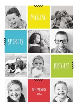 Making spirits bright family