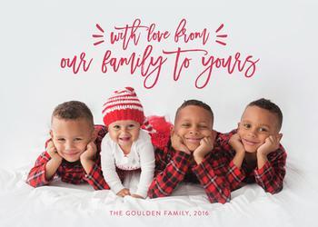 Sending Family Love