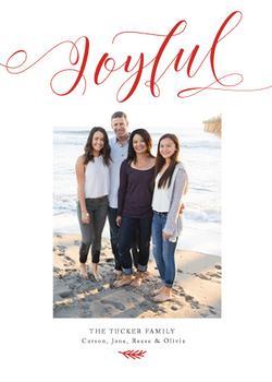 Boldly Joyful