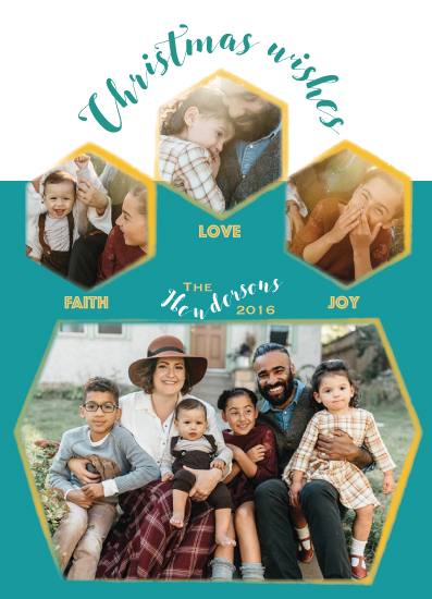 holiday photo cards - Nothing like family by Cynthia N