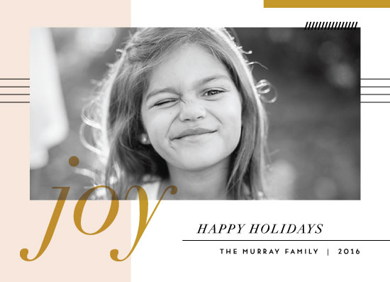 holiday photo cards - Gala by carly reed walker