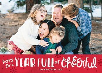 Year Full of Cheerful