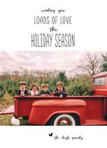 Truckload of Love by Emily Ann