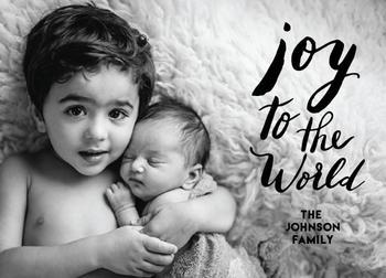 modern joy to the world
