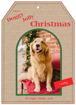 Doggy Jolly Christmas