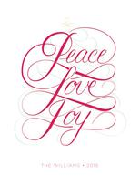 PeaceLoveJoy by andrea espinosa