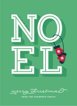 Retro Noel