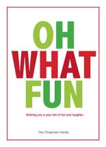 Oh What Fun Let's Take... by Bronwyne Carr Chapman