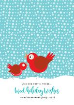 Tweet Holiday Wishes by Papermine Studio