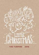 Merry Little Christmas by Kasi Turpin