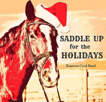 Saddle Up for the Holidays