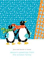 Park Avenue Penguins by Papermine Studio