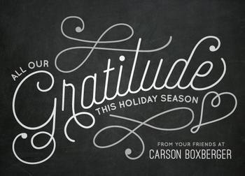Great Gratitude