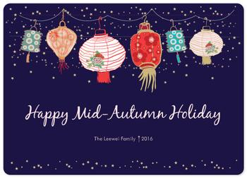Happy Mid Autumn Holiday
