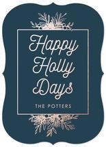 Happy Hollydays by Danielle Romo