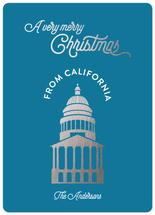 A Sacramento Christmas by illustrata.design