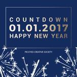 New Year Countdown '17 by Katrina Lindhorst
