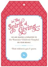 the Spirit of Giving by Moy Creative