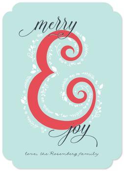 Ampersand greeting