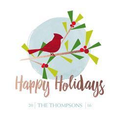 Cardinal Holiday