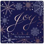 Snowflake Joy by Lakeside Handmade