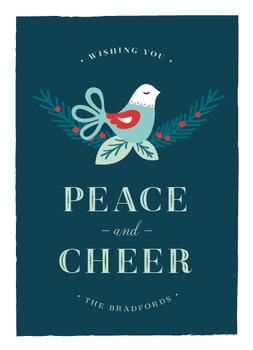 Peace and Cheer