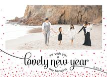 Lovely new year by AnaP Studio