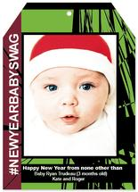 #New Year Baby Swag by Rhonda Kinahan