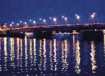 Painterly Bridge