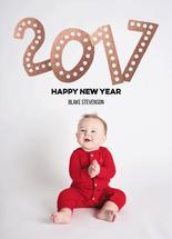 New Year Born by Leebert
