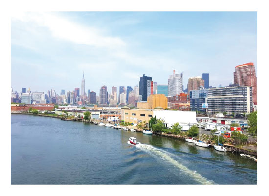 art prints - Greenpoint View by Easter