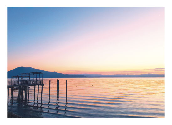 art prints - Clear Lake by Easter