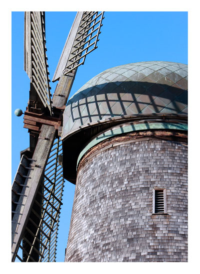 art prints - Golden Gate Park Windmills by Kristy Case