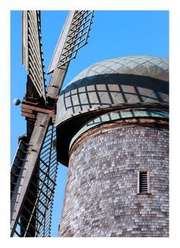 Golden Gate Park Windmills
