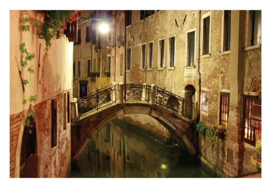 art prints - Midnight in Venice by christina tarzia