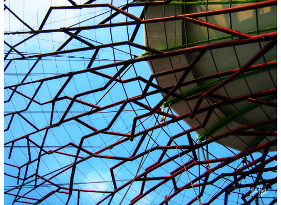 art prints - Structure by Alina Davis