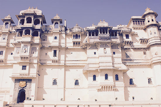art prints - Magnificent City Palace by LindseyErin