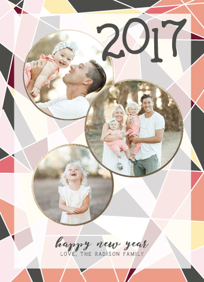 new year's cards - Funky Fresh by Ilidia Nicholas