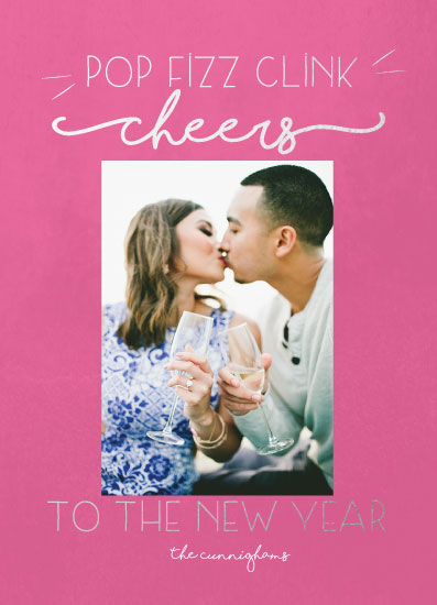 new year's cards - Pop Fizz Clink by Kayla Penner