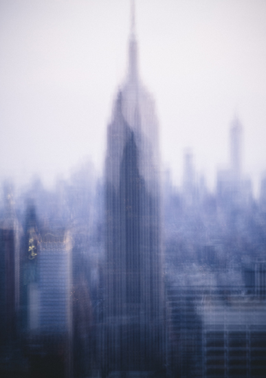 art prints - empire state by Kaitlin Rebesco