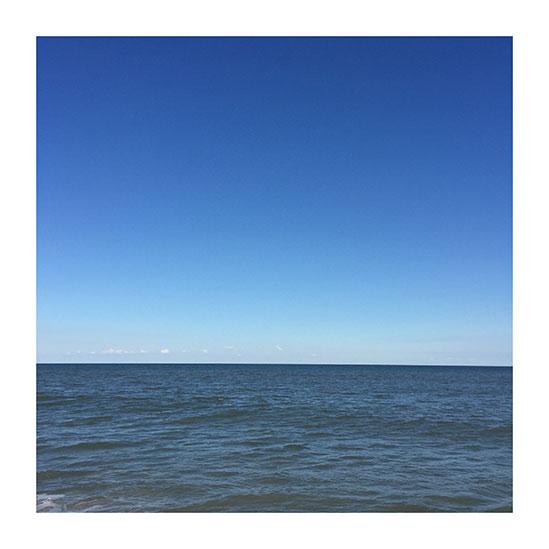 art prints - Virginia Beach — North End by AVA Design