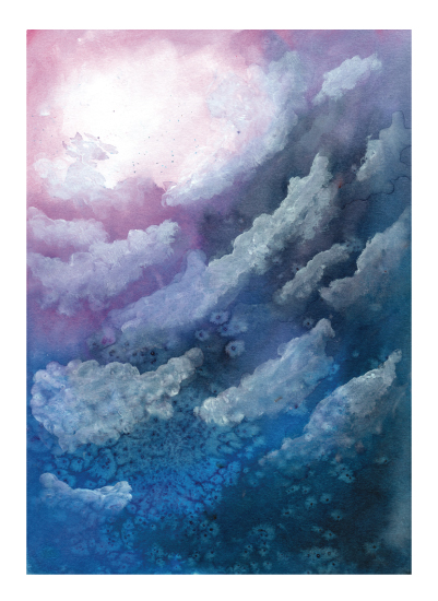 art prints - Dream by christina tarzia