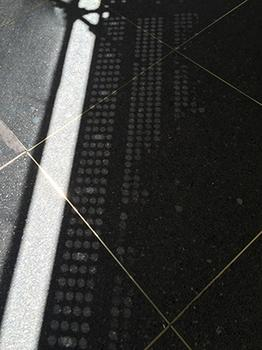Transamerica sidewalk