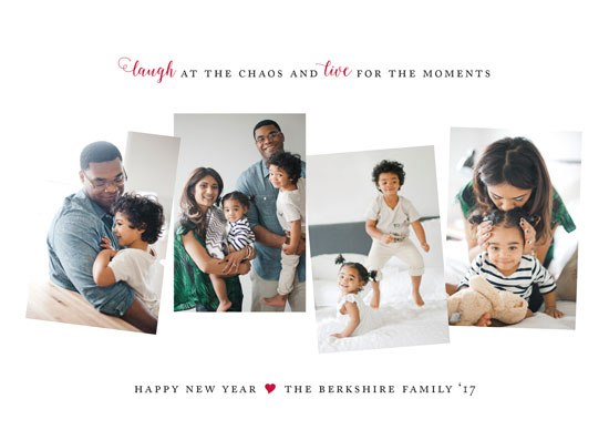 new year's cards - Moments by Jennifer Postorino