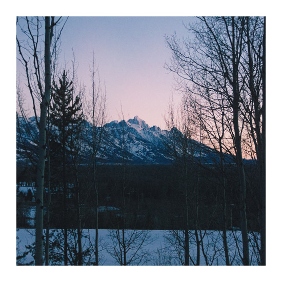 art prints - Teton Mountain Range at Sunrise by Jessica Cardelucci Nugent