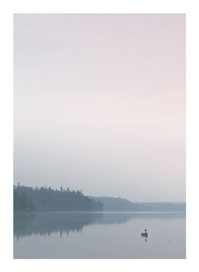 art prints - Mornings on Bluewater by Karen Kaul