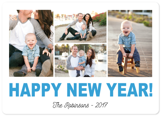 new year's cards - Great Moments by Kailyn Glassmacher