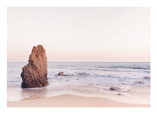 art prints - Malibu View No. 2 by Kamala Nahas