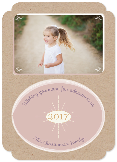 new year's cards - Fancy Adventures by Simply Leah Jean